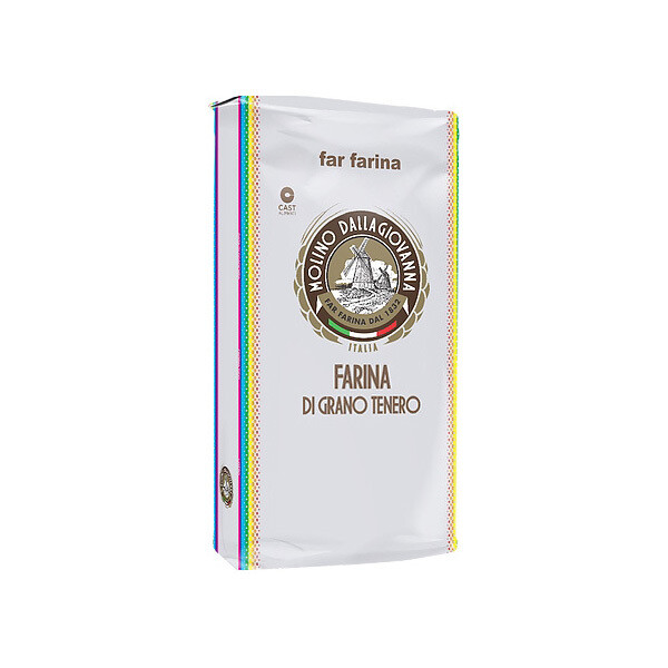 "Manitoba Jauho ""0"" W-390 | Manitoba Flour | MOLINO DALLAGIOVANNA | 5kg"
