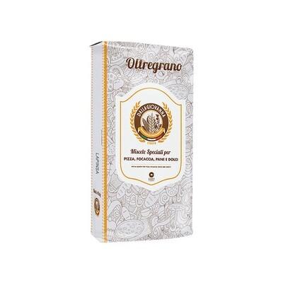 Erikoisseos Pinsalle Oltregrano La Pinsa W-300 | Pinsa Flour Mix | MOLINO DALLAGIOVANNA | 5 KG