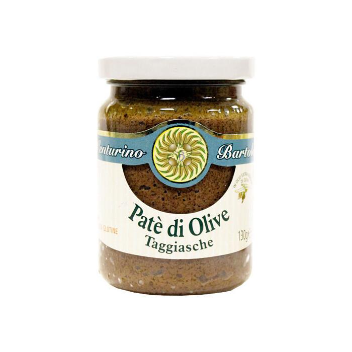 Taggiasca Oliivitahna | Taggiasca Olives Pate | VENTURINO | 130 G