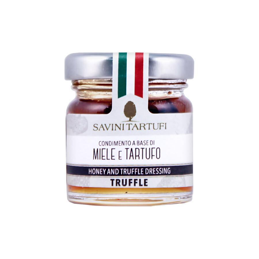 Valkotryffeli hunajassa | SAVINI TARTUFI | 40 g