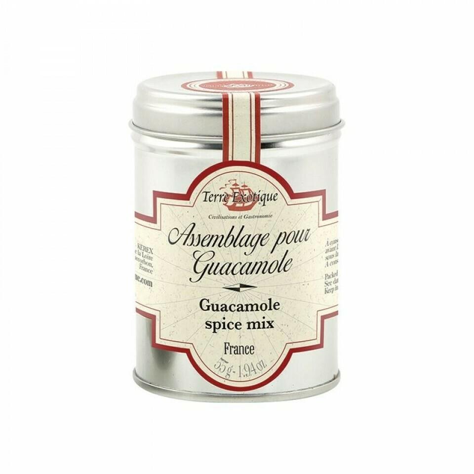 Guacamole Spice Blend | TERRE EXOTIQUE | 55g