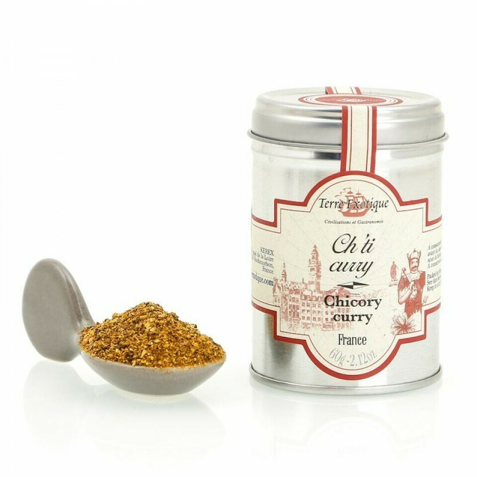 Chicory Curry | TERRE EXOTIQUE | 60g
