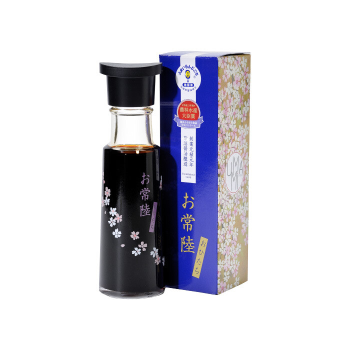 Premium Ohitachi Soy Sauce | UMAMI | 100 ML