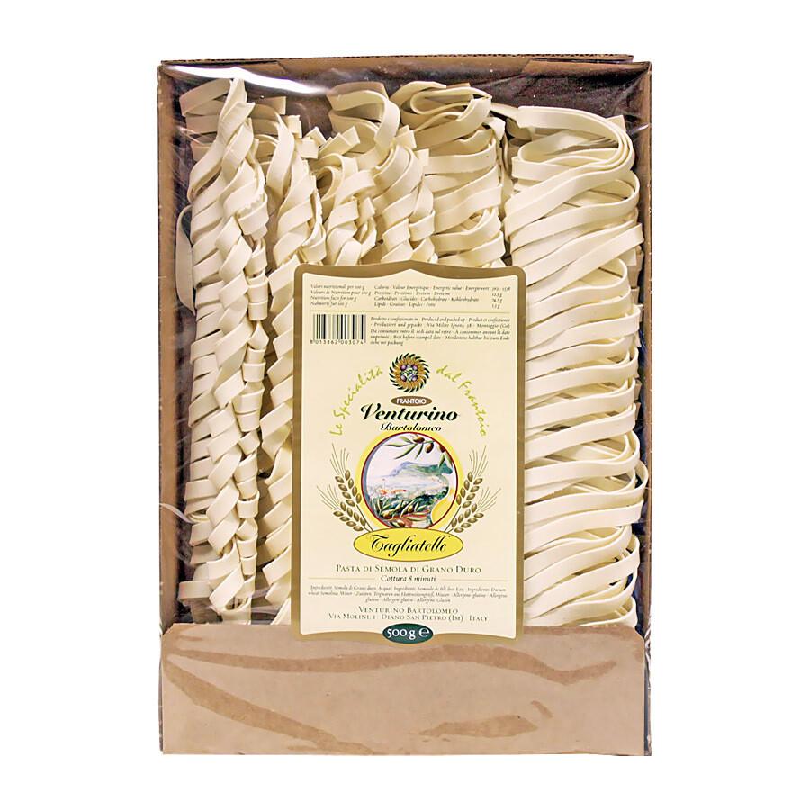 Tagliatelle Pasta | Ligurian Pasta | VENTURINO | 500g