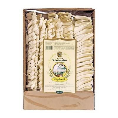 Tagliatelle Pasta | Ligurian Pasta | VENTURINO | 500 G