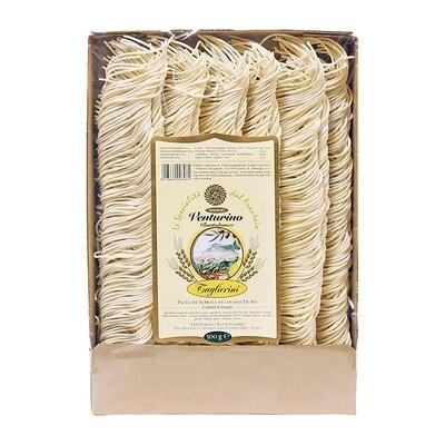 Tajarin Pasta | Ligurian Pasta | VENTURINO | 500 G