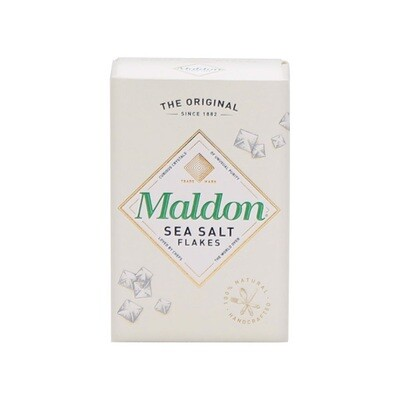 Merisuola Kristallihiutale   Maldon Flake Salt   MALDON   125g