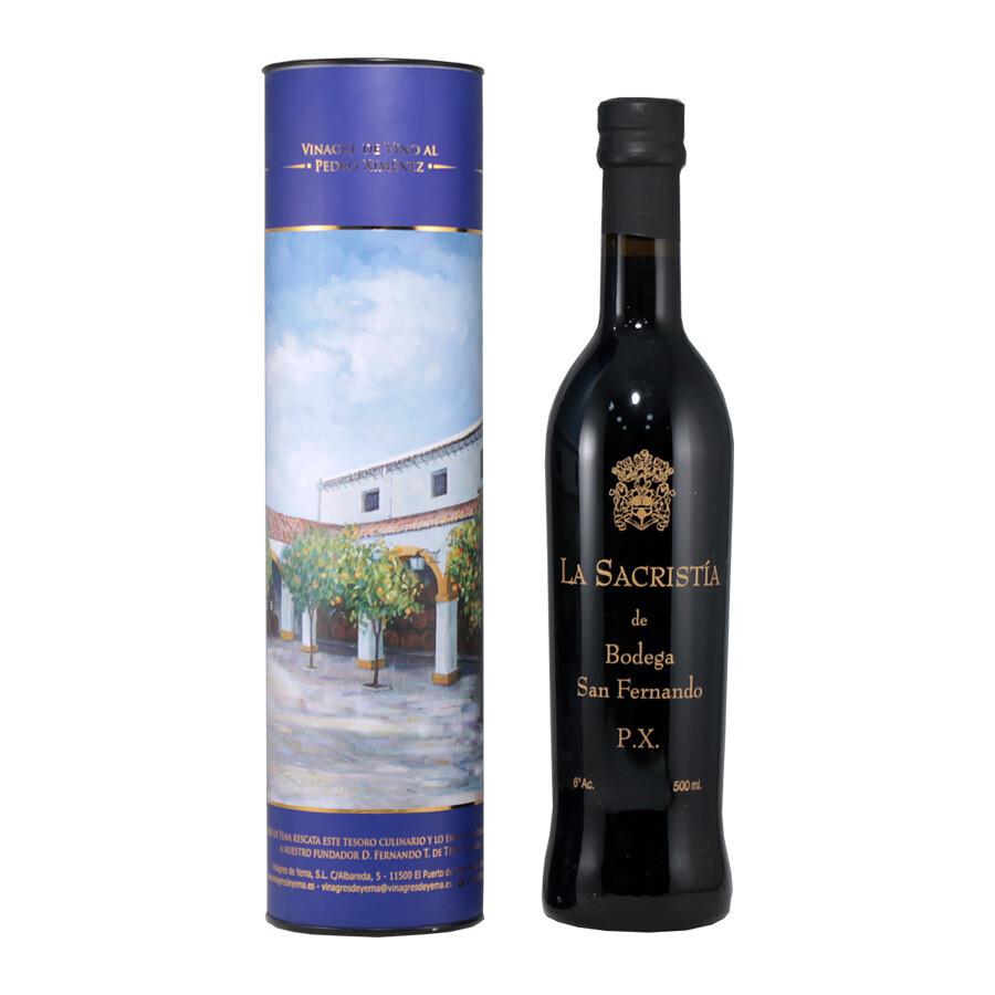 Pedro Ximenez Sherryviinietikka | Pedro Ximinez Sherry Vinegar | VINAGRES DE YEMA S.L. | 500 ML