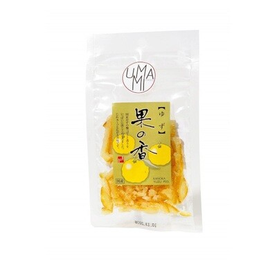 Candied Yuzu Peel | UMAMI | 30 G