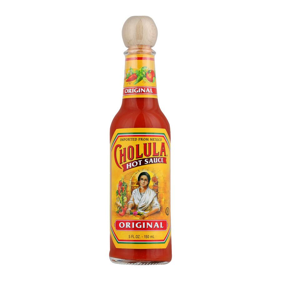 Cholula Original Tulinen Kastike | Cholula Original Hot Sauce | CHOLULA | 150ml