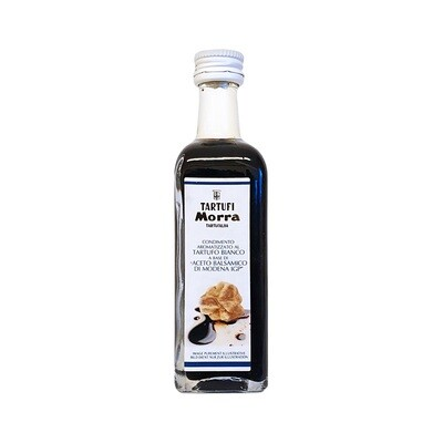 Balsamic Vinegar With White Truffle | TARTUFI MORRA | 55ml