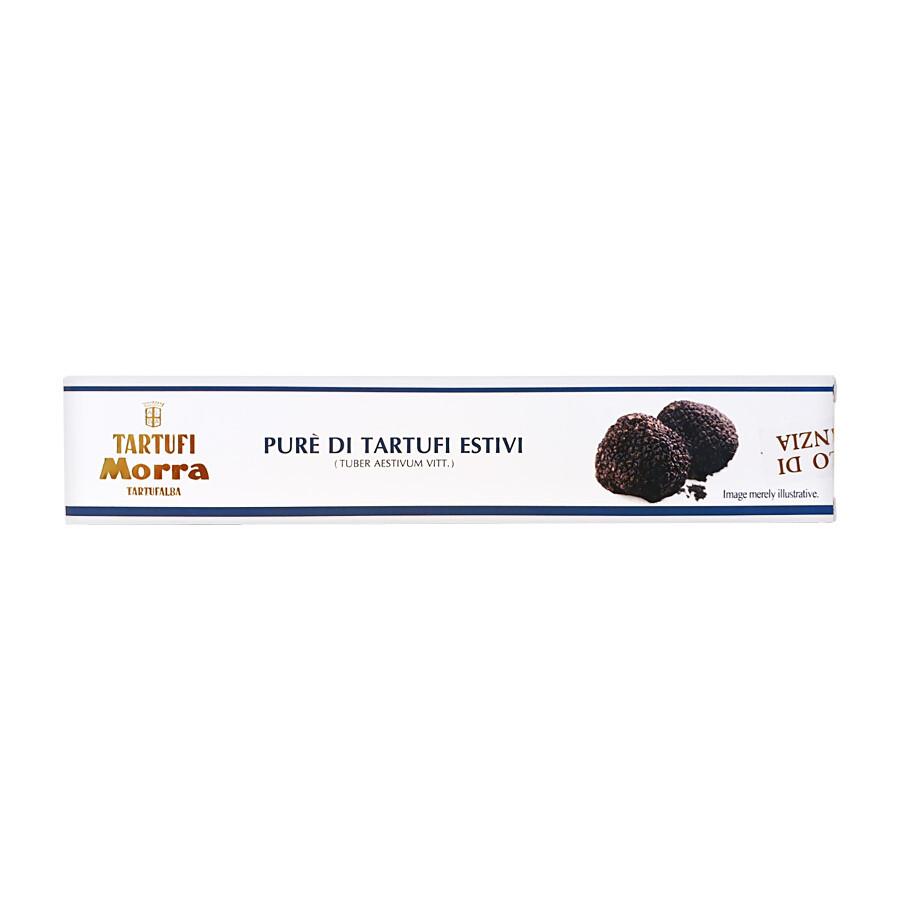 Musta kesätryffelitahna (Tuber Aestivum Vitt.) 57% | TARTUFI MORRA | 50g
