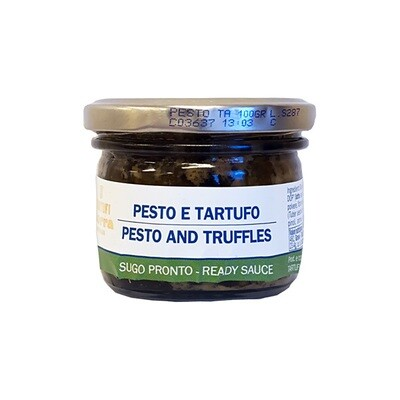 Pesto & Truffles Sauce | TARTUFI MORRA | 100g