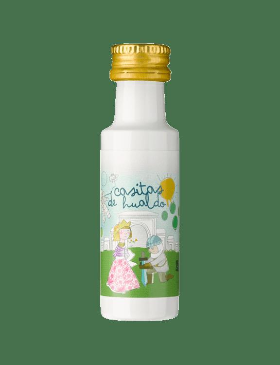 Mini Ekstraneitsytoliiviöljy Casitas | EVOO Casitas Mini | CASAS DE HUALDO | 100 ml (4 x 25 ml)