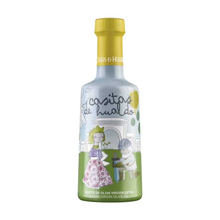 EVOO Casitas-Olive Oil for Kids | CASAS DE HUALDO | 250 ML