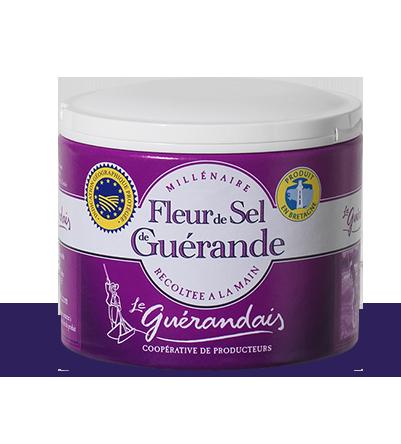 Fleur De Sel De Guerande Sea Salt | LE GUERANDAIS | 125 g