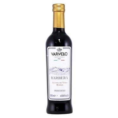 Barbera Punaviinietikka | Barbera Red Wine Vinegar | VARVELLO | 500ml