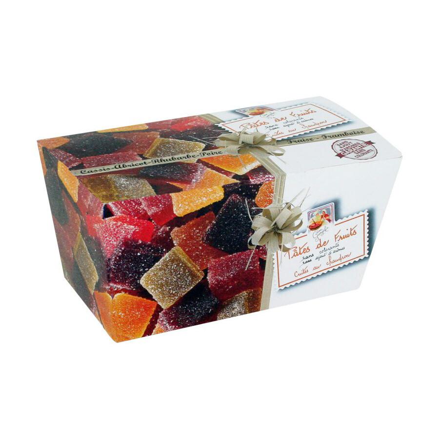 Fruit Marmelad, 6 flavors | LUCIEN GEORGELIN | 300 G