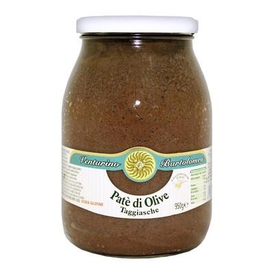Taggiasca Oliivitahna | Taggiasca Olives Pate | VENTURINO | 950 g