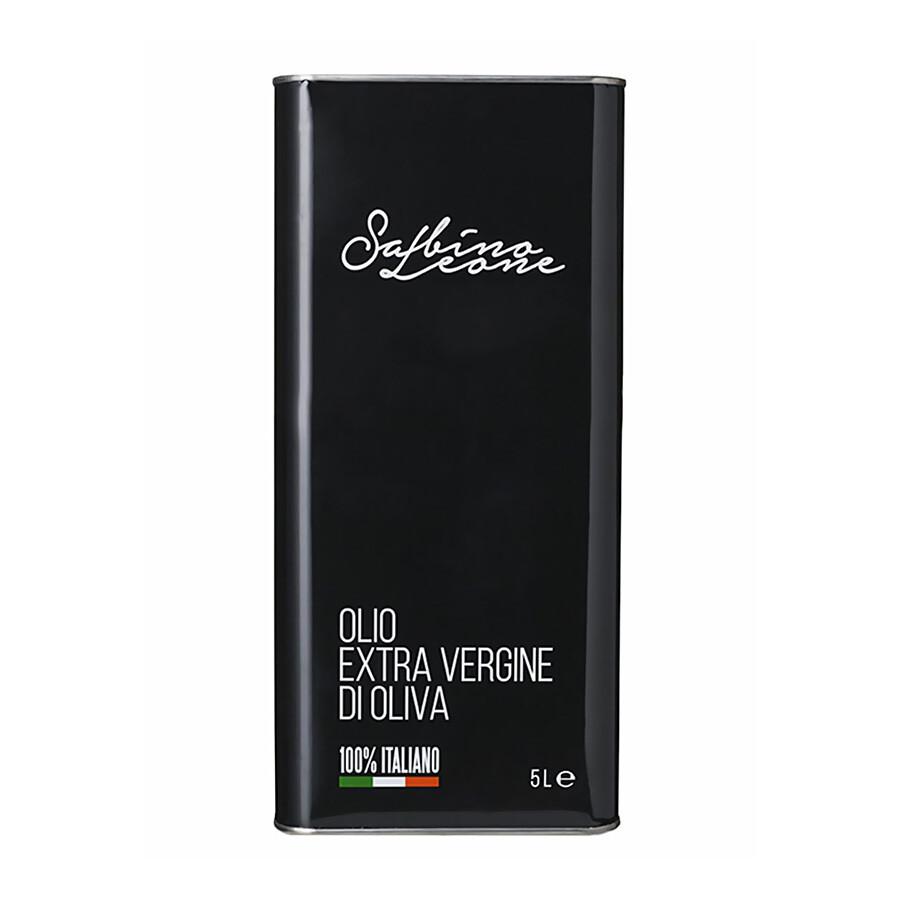 100% Italian Extra Virgin Olive Oil | SABINO LEONE | 5L
