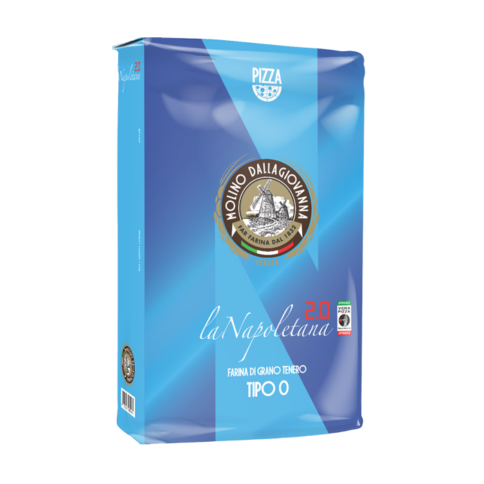 Pizza Flour La Napoletana 2.0 | MOLINO DALLAGIOVANNA | 10 KG