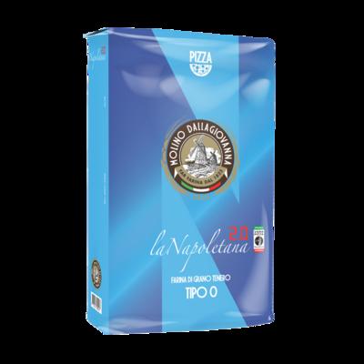 "Pizzajauho La Napoletana 2.0 ""0"" W-310 | MOLINO DALLAGIOVANNA | 10 kg"