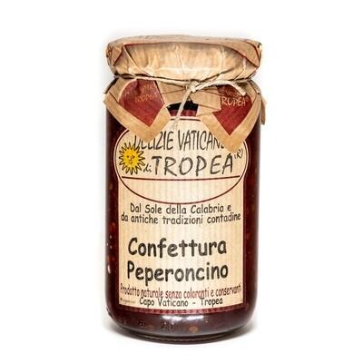 Tropeano Peperoncino Jam | DELIZIE VATICANE | 230g