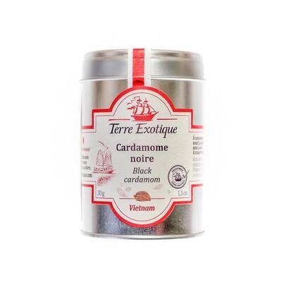 Black Cardamom | TERRE EXOTIQUE | 30 g
