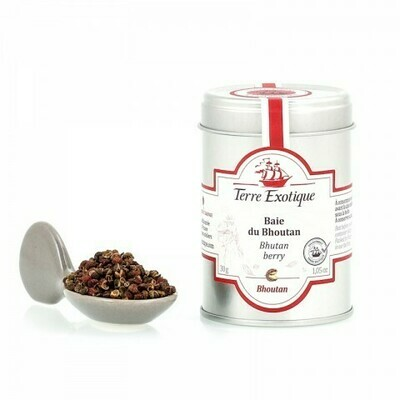 Bhutan Pippuri | Bhutan Berry | TERRE EXOTIQUE | 30 g