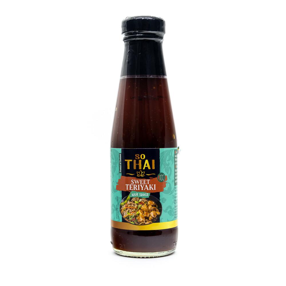 Makea Teriyaki wok-kastike | SO THAI | 200ml