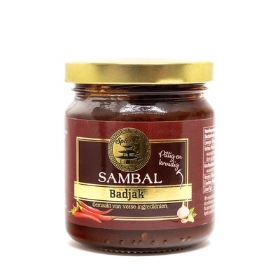 Sambal Badjak kastike   SPICE IT   200g
