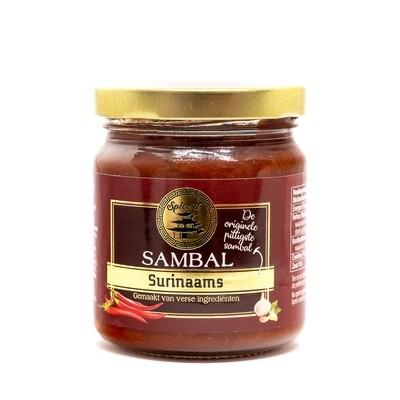 Sambal Surinaams kastike   SPICE IT   200g