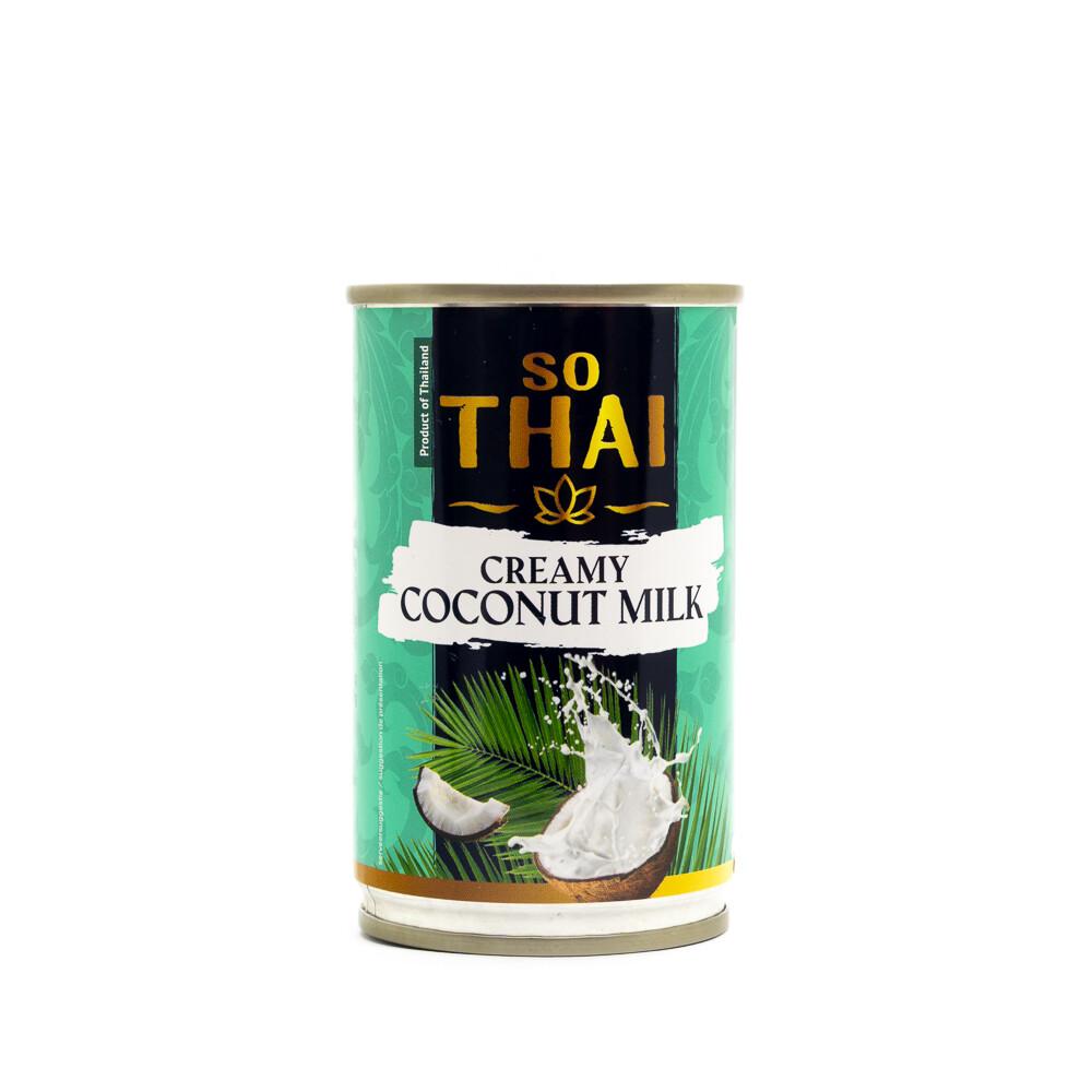 Kermainen kookosmaito 18% | SO THAI | 3*165ml (495ml)