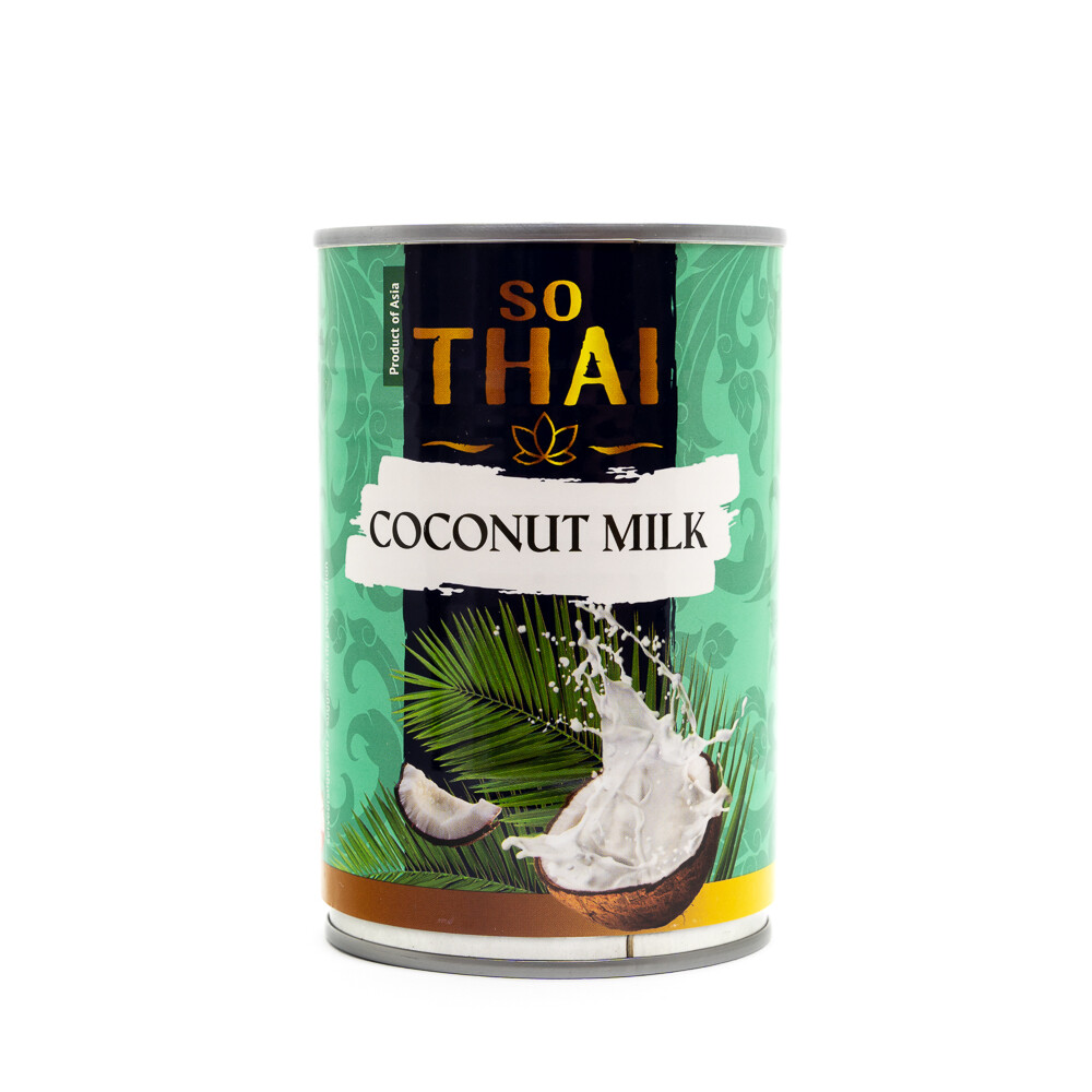 Kookosmaito 12% | SO THAI | 400ml