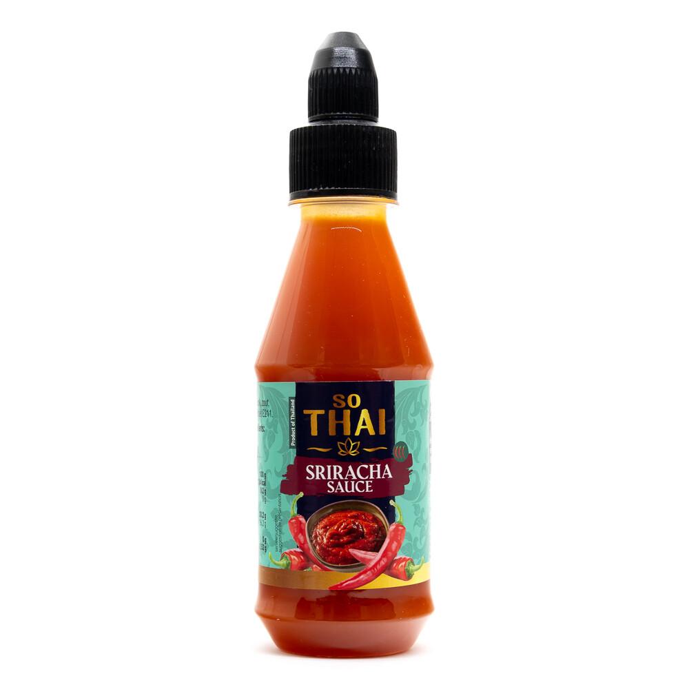 Sriracha Sauce   SO THAI   200ml