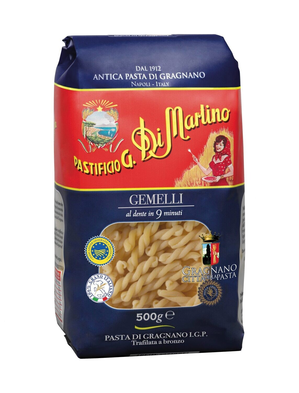 Gemelli Pasta | DI MARTINO | 500 g