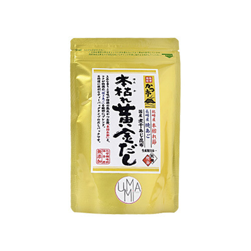 Dashi-liemipohja Boniitti Makurazakista | Superior Dashi Makurazaki Bonito | UMAMI | (10 sachets * 8g) 80g