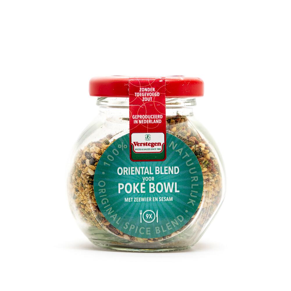 Oriental Spice Mix for Poke Bowl | VERSTEGEN | 65g