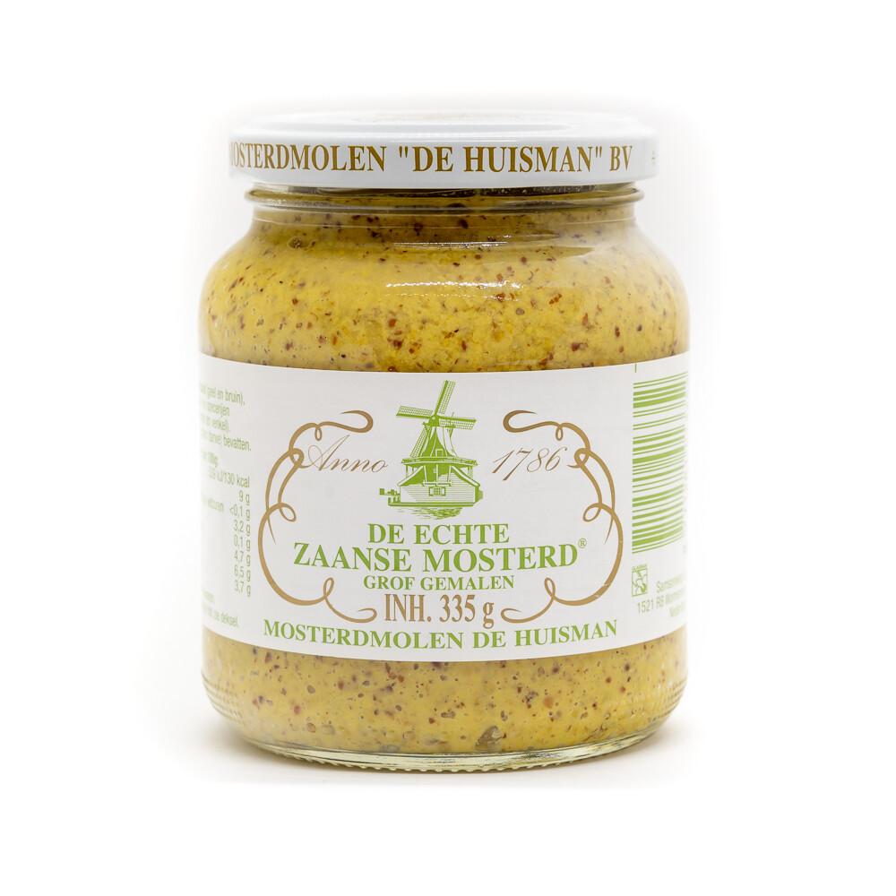 Dutch Zaanse Mustard | DE HUISMAN | 335g