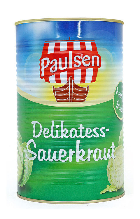 Hapankaali   Sourcrout (Pickled Cabbage)   ALFRED PAULSEN   4250 ML