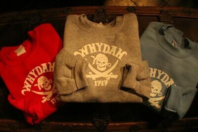 Kids Expedition Whydah Crewneck Sweatshirt