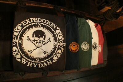 Expedition Whydah T-shirt