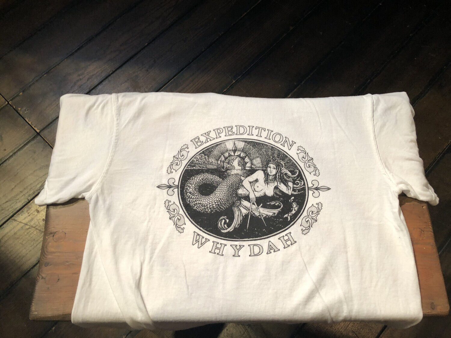 Expedition Whydah Mermaid T-shirt