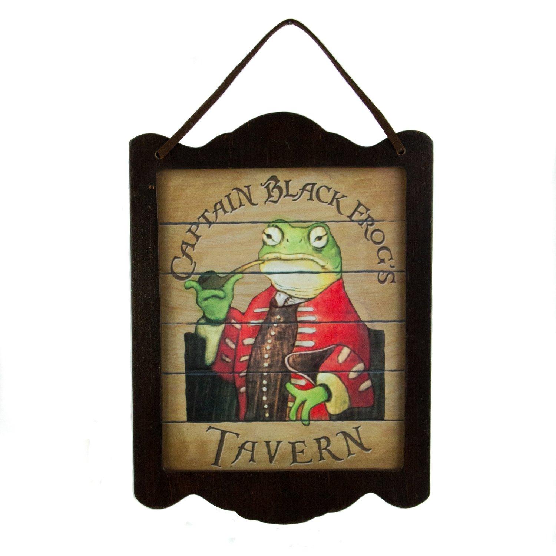 Frog Tavern Plaque