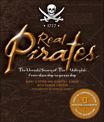 Real Pirates Book