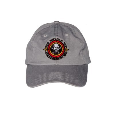 Expedition Whydah Cap with Embroidered Color Logo
