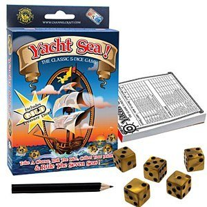 Yacht Sea Dice Game