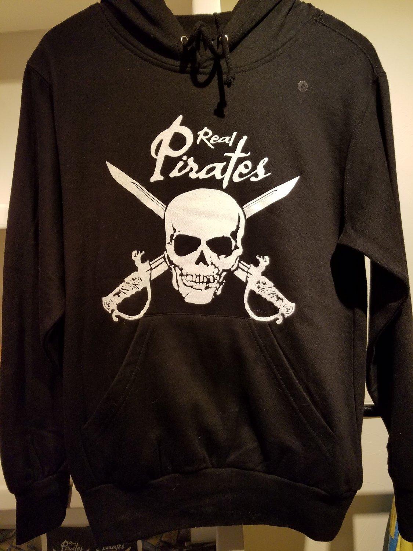 Real Pirates Hooded Sweatshirt