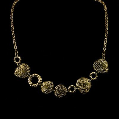Pieces of 8 Necklace