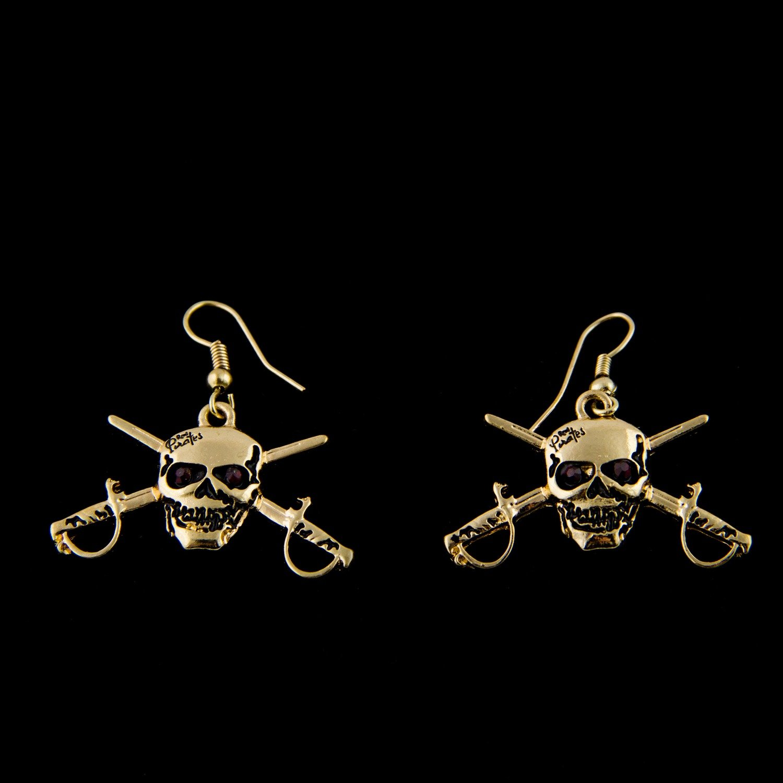 Jolly Roger Earrings